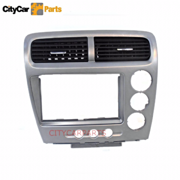 HONDA CIVIC FACELIFT TYPE R MODELS 2003 TO 2005 CENTRE FASCIA AUDIO AIR VENTS